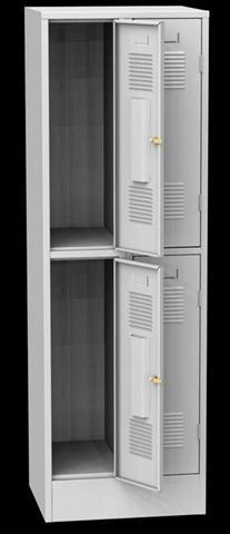oltozoszekreny rovid ajtos K2469/600A nyitott
